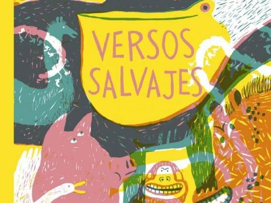 Versos Salvajes Editorial Saposcat