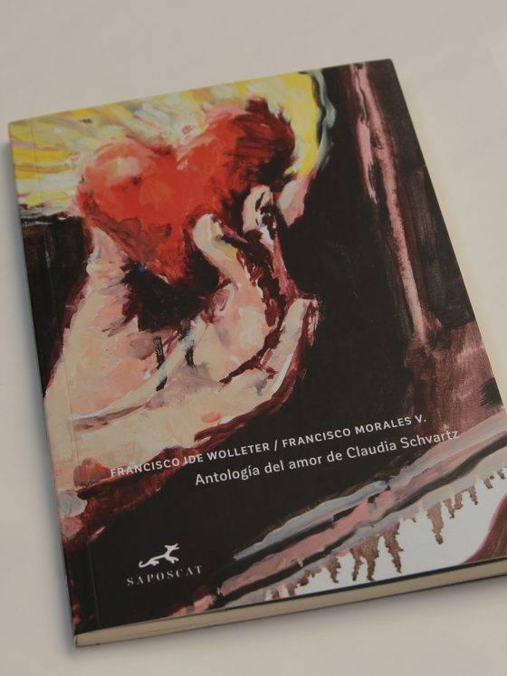 Antología del amor de Claudia Schvartz